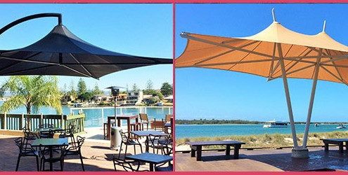 Shade Sails Structures